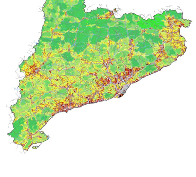 Assistència tècnica per a la redacció de Pla Territorial Sectorial de connectivitat ecològica de Catalunya i la seva avaluació ambiental